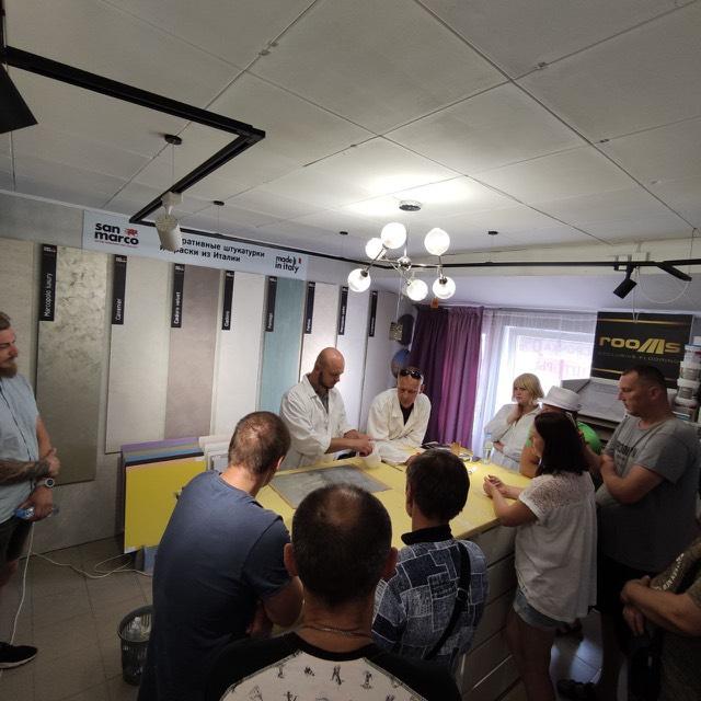 Практический семинар в Полоцке 19 июля