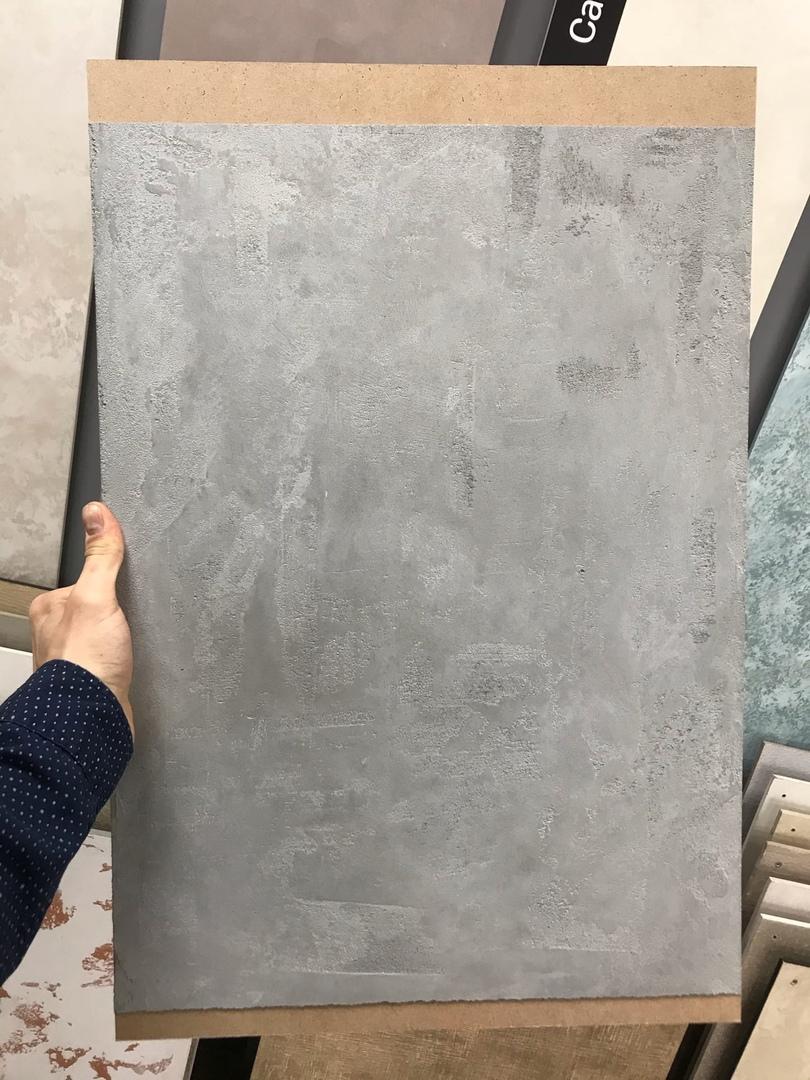 Декоративные штукатурки с эффектом арт-бетон